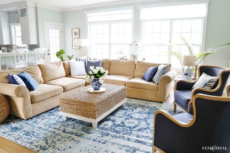 Best Of White Family Room