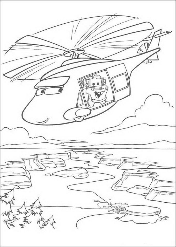 Takel In De Helicopter Kleurplaat Projects To Try Pinterest
