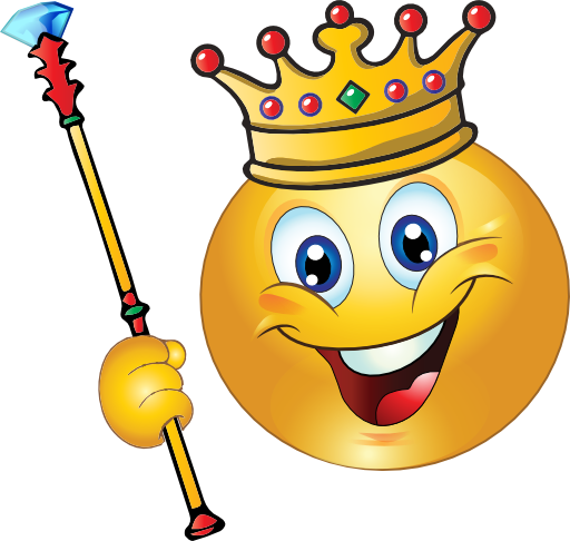 Smileys App With 1000 Smileys For Facebook Whatsapp Or Any Other Messenger King Emoji Funny Emoji Faces Smiley