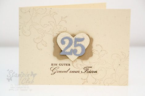 Stampin Up Einladung Invitation Hochzeit Wedding Kreative Elemente