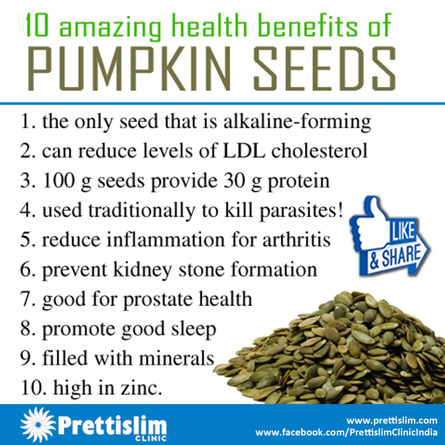 Wonderful pumpkin seeds. Benefit and harm 12