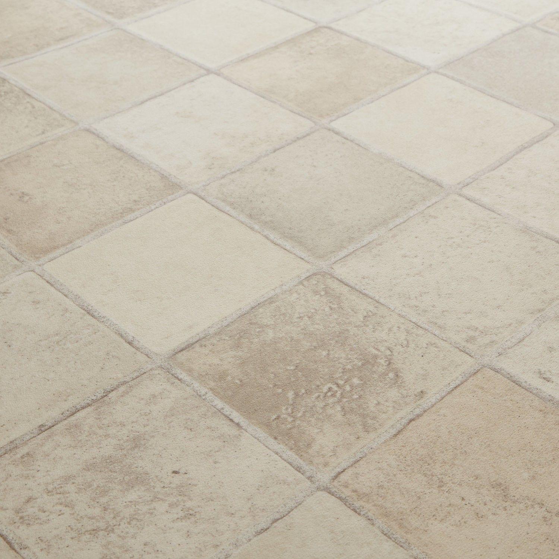 Olympus 508 Ophelia Stone Tile Vinyl Flooring Flooring