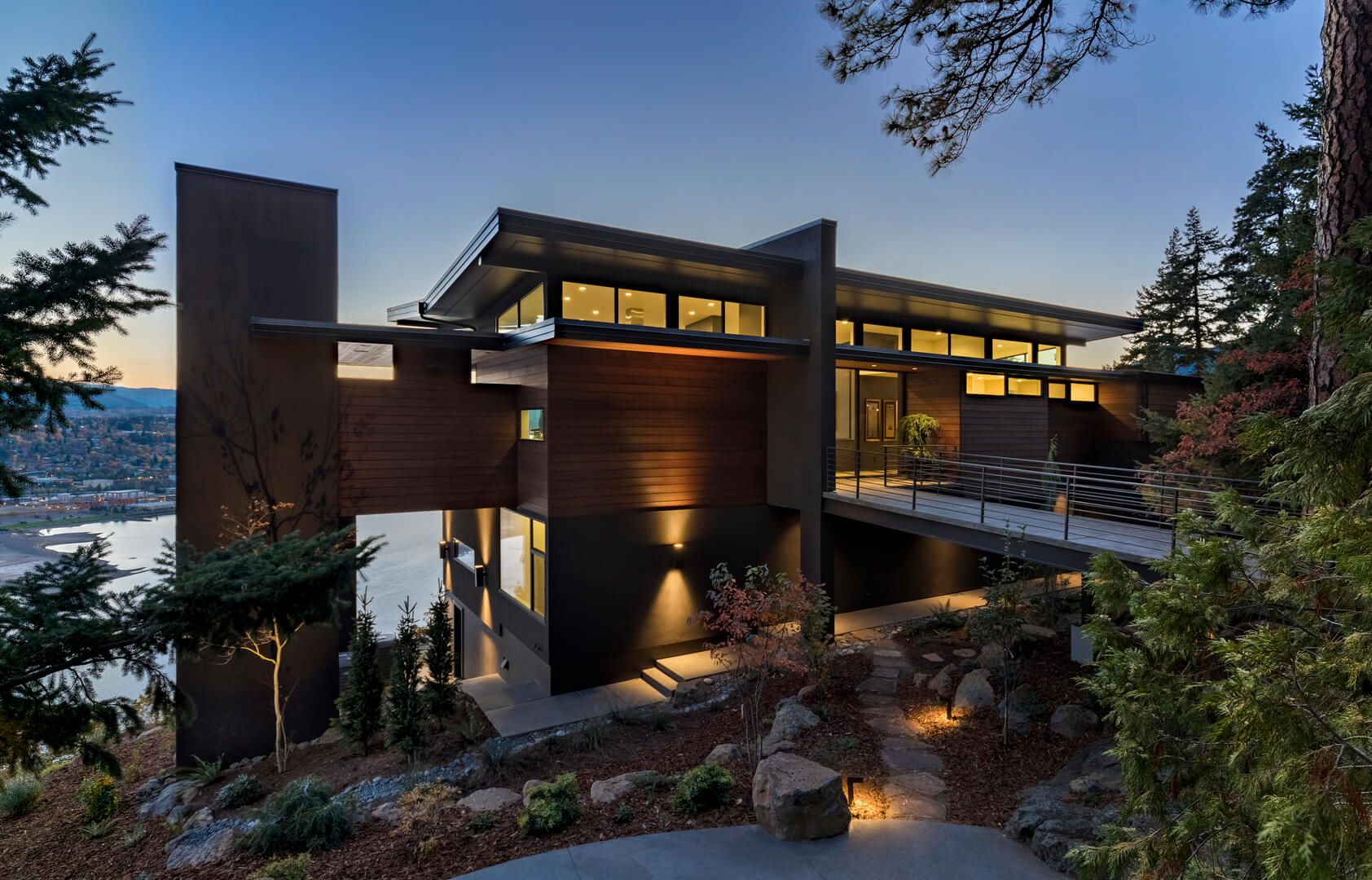 Cliff House By Giulietti Schouten Architects Architecture House