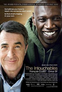 The Intouchables Wikipedia The Free Encyclopedia The Intouchables French Movies See Movie