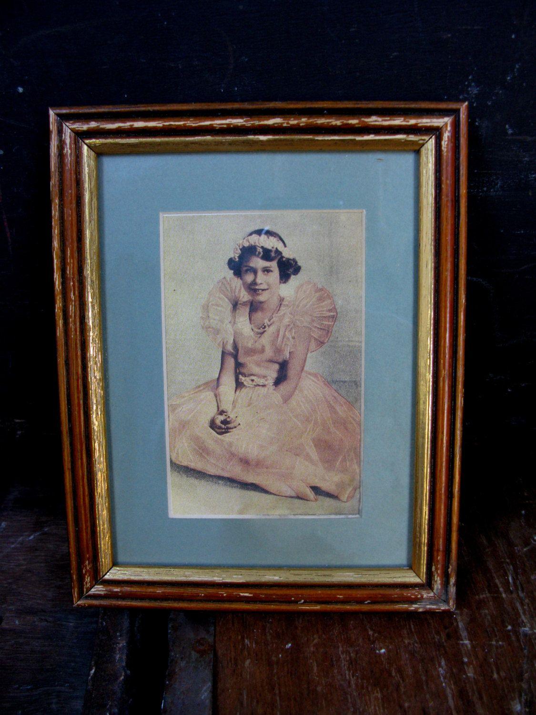 Queen Elizabeth II 1937 Coronation Royal Memorabilia