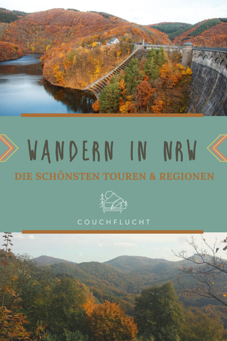 Wandern In Nrw Die Besten Tipps Schonsten Touren Couchflucht De In 2020 Wandern Nrw Wandern Ausflug Nrw