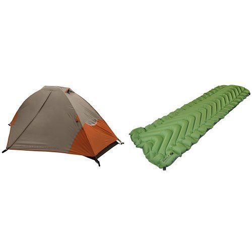 Alps Mountaineering 5024617 Lynx 1person Tent And Klymit