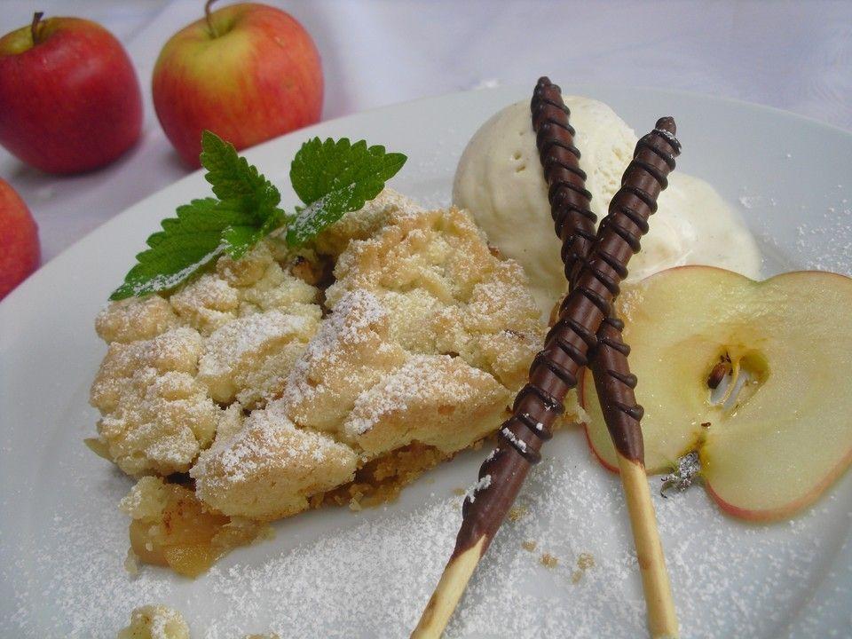 Apple Crumble | Kochen | Desserts, Kuchen und Sweet desserts