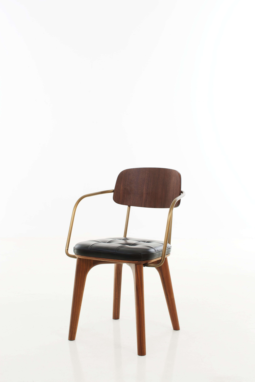 Ariake Arm Chair in 2020 | Cushion fabric, Armchair, Chair