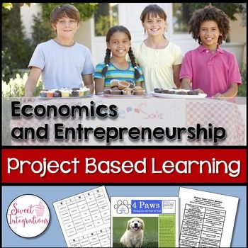 Open A Business Project Based Learning Economics And