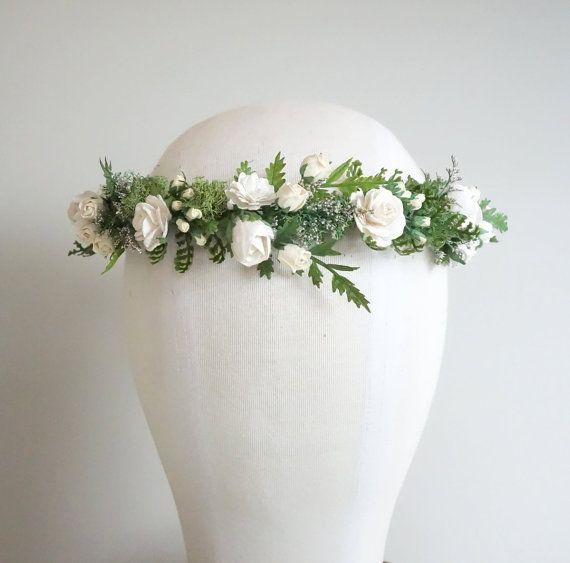 Serenity Flower headdress