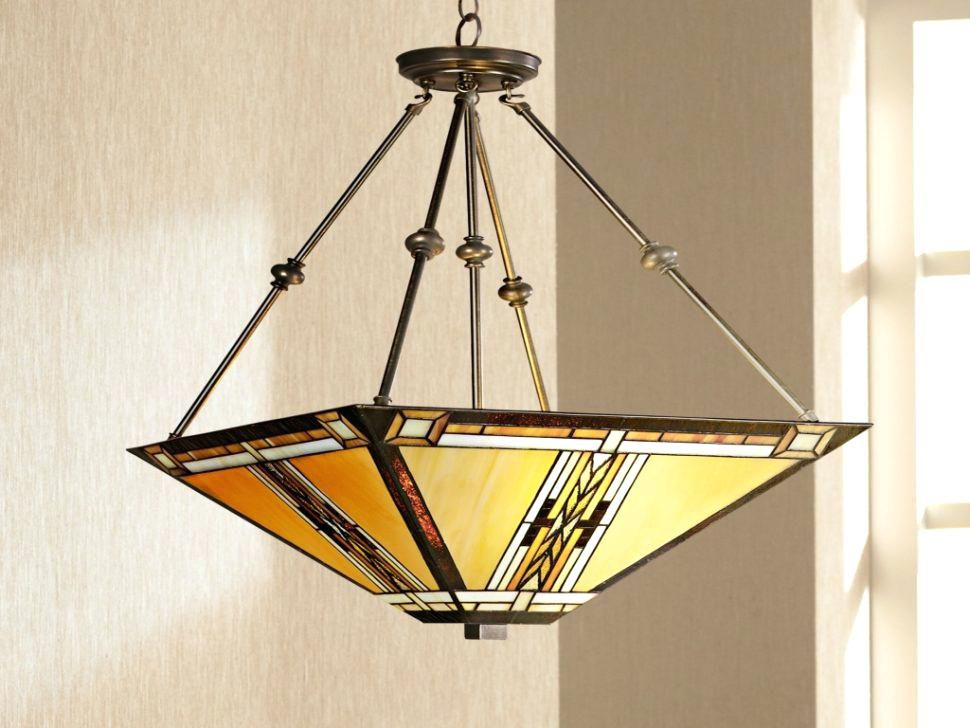 Mission Style Lighting Dining Room Medium Size Of Dining Style