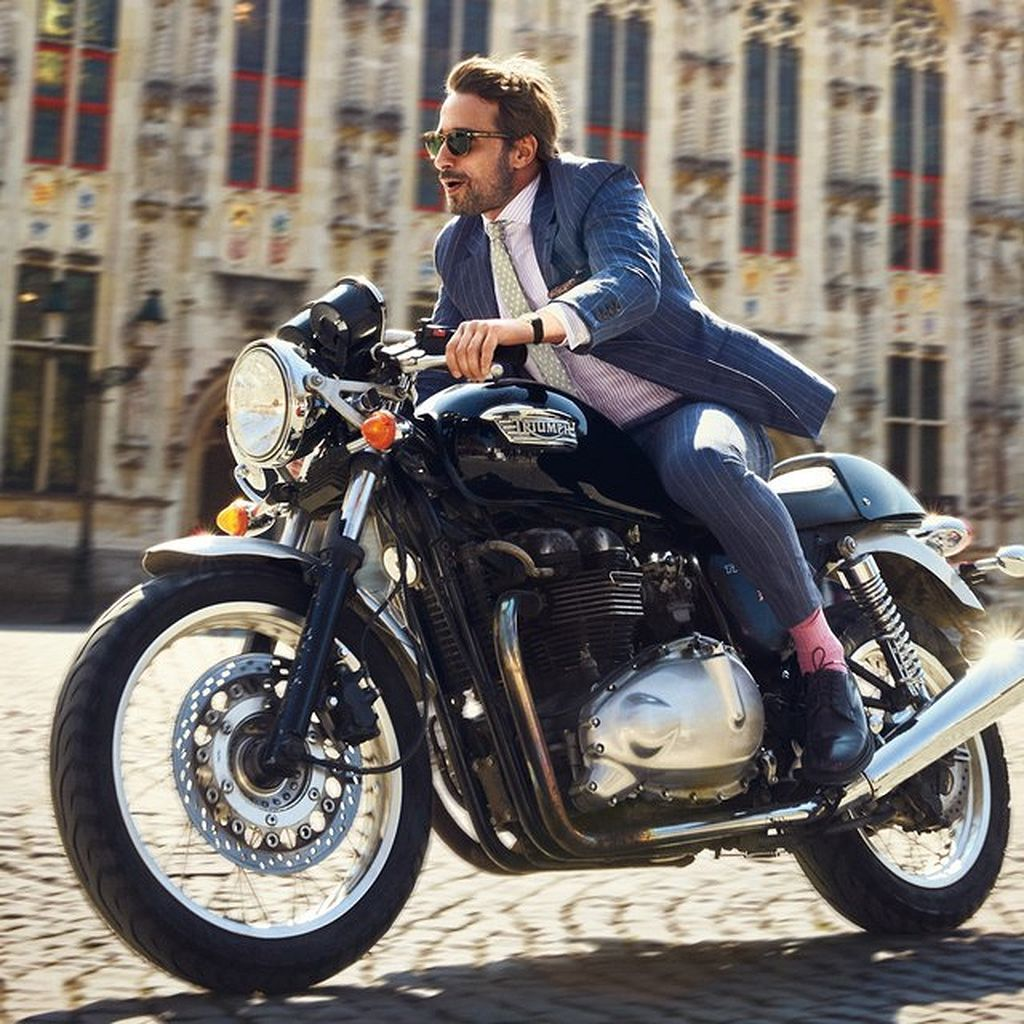Cafe Racer Style Fashion Ideas For You Mobmasker
