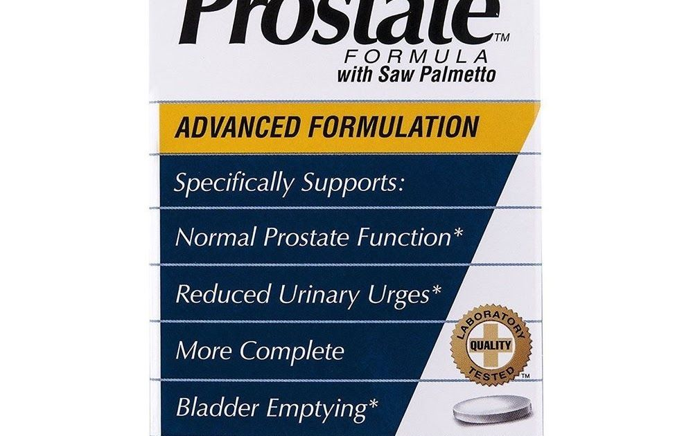 prostate complete real health
