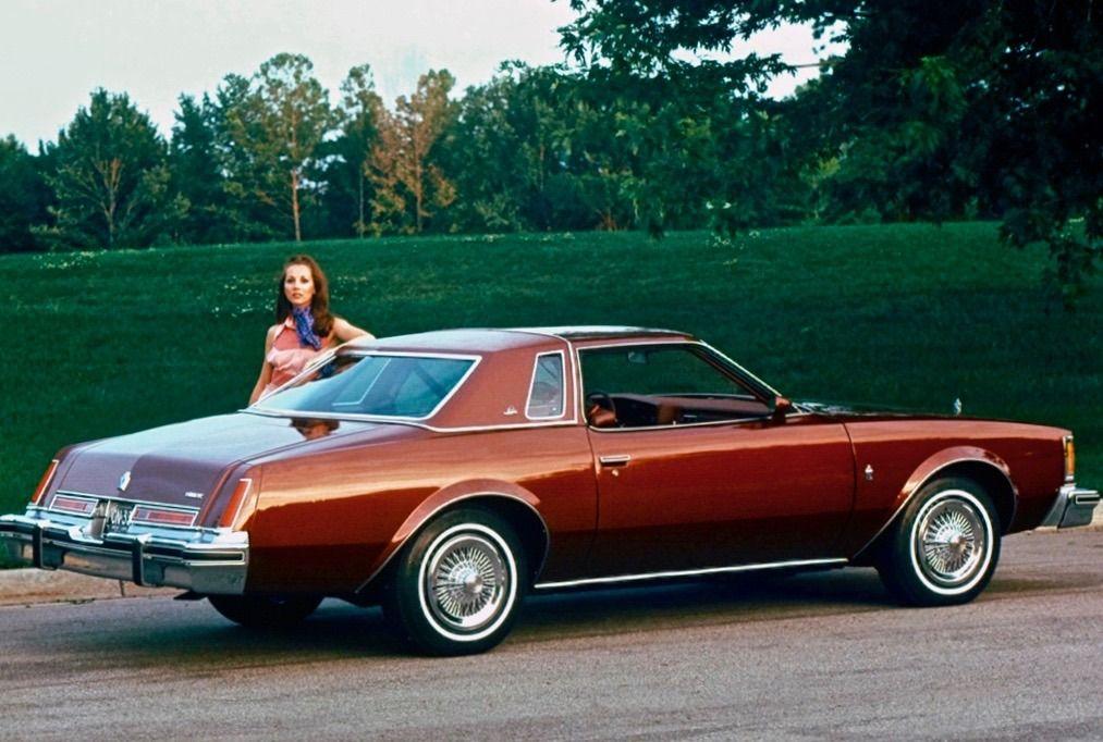 1976 Buick Century Coupe Buick Century Buick Cars Buick
