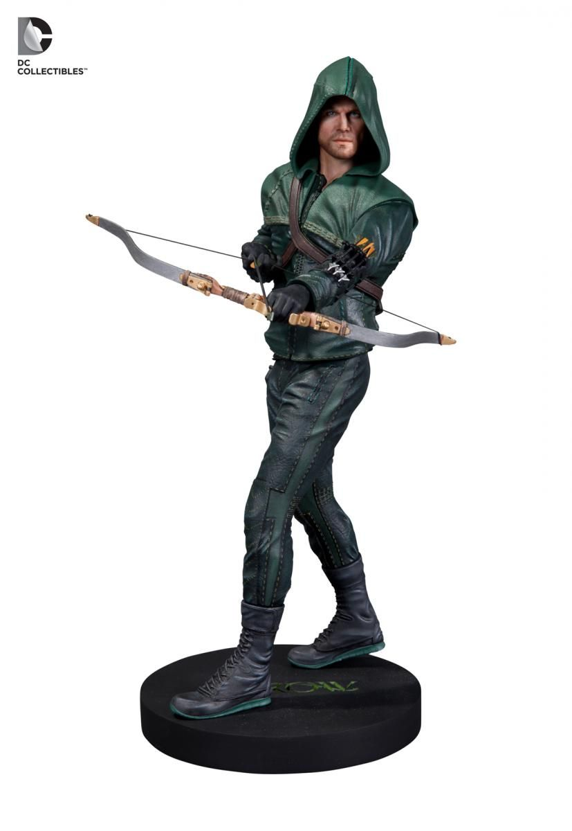 DC Collectibles ARROW Statue Hits Shelves Just in Time for Shows Season Finale | DC Comics
