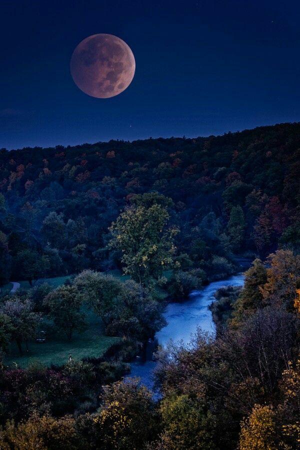blood moon eclipse ontario - photo #31