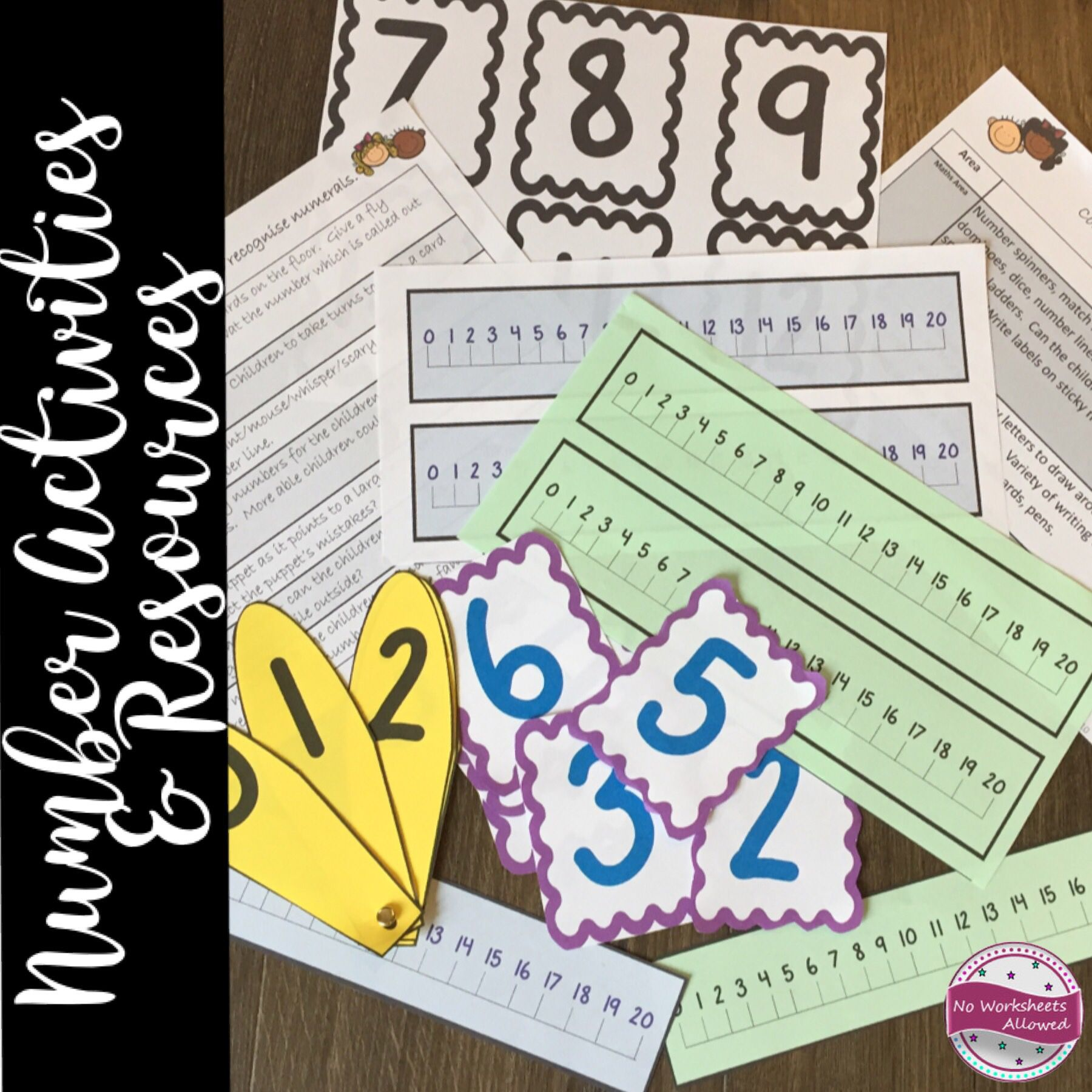 Perfect For Your Little Math Learners