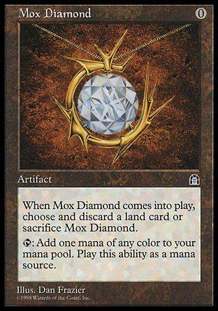 Mox de Diamante
