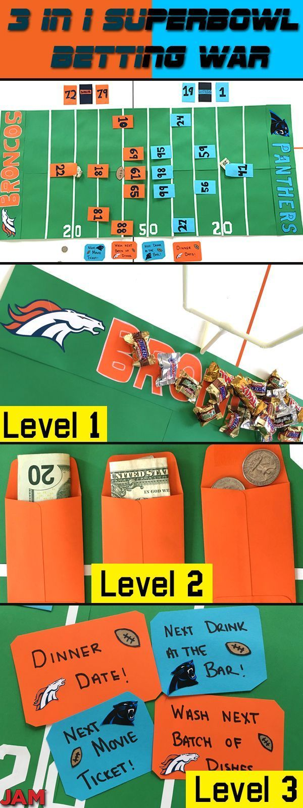 Football party betting games minecraft train carts 1-3 2-4 betting system