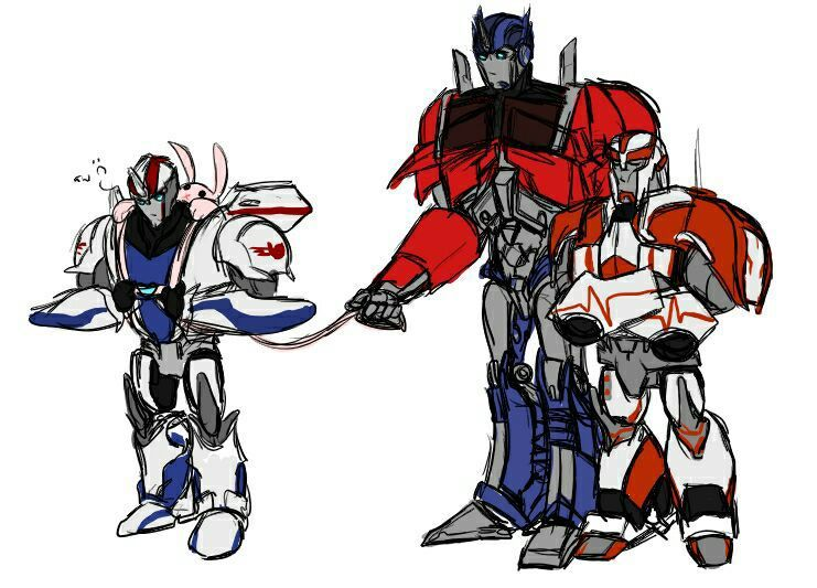Transformers Prime: Spoofs and Bloopers - Yes    | Coolness