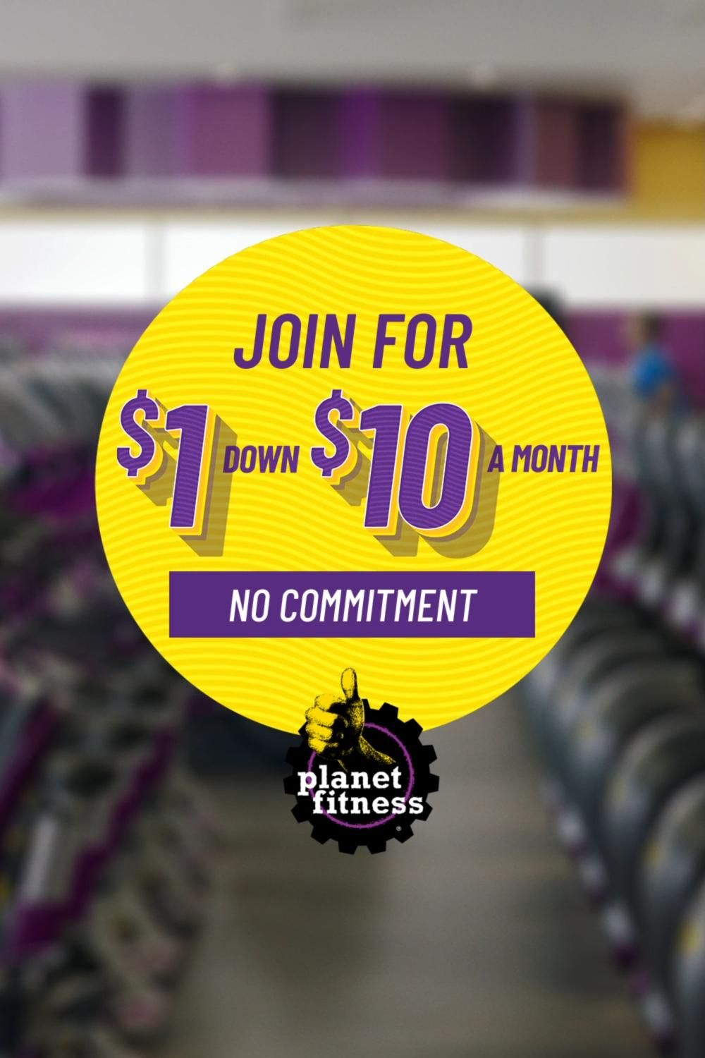 Feel Great About Your Workout At Planet Fitness With Our Spacious Squeaky Clean Clubs Video Planet Fitness Workout Gyms Near Me Planet Fitness Gym