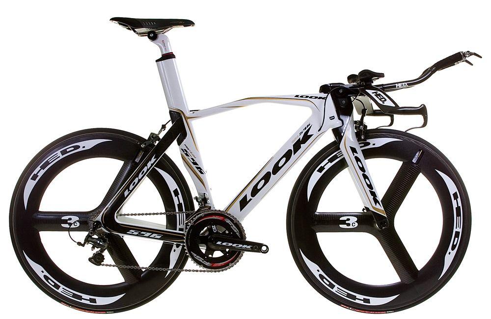 Look Triathlon Bicyclettes Velo Cyclisme