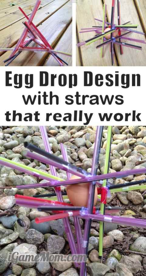egg drop project design Egg drop competition guidelines  general: the contestants will design and build a shipping container that will prevent an uncooked chicken egg (grade a large) from breaking when dropped from an initial height of 15.