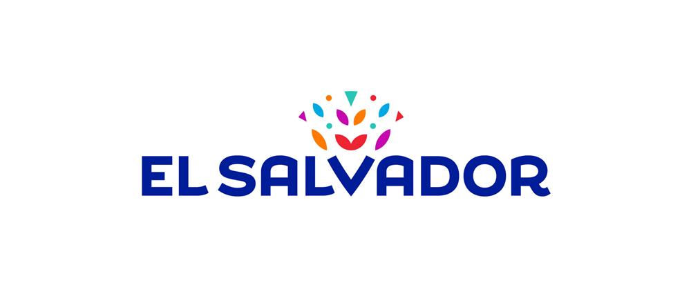 New Logo For El Salvador By Interbrand City Branding Place Branding Branding