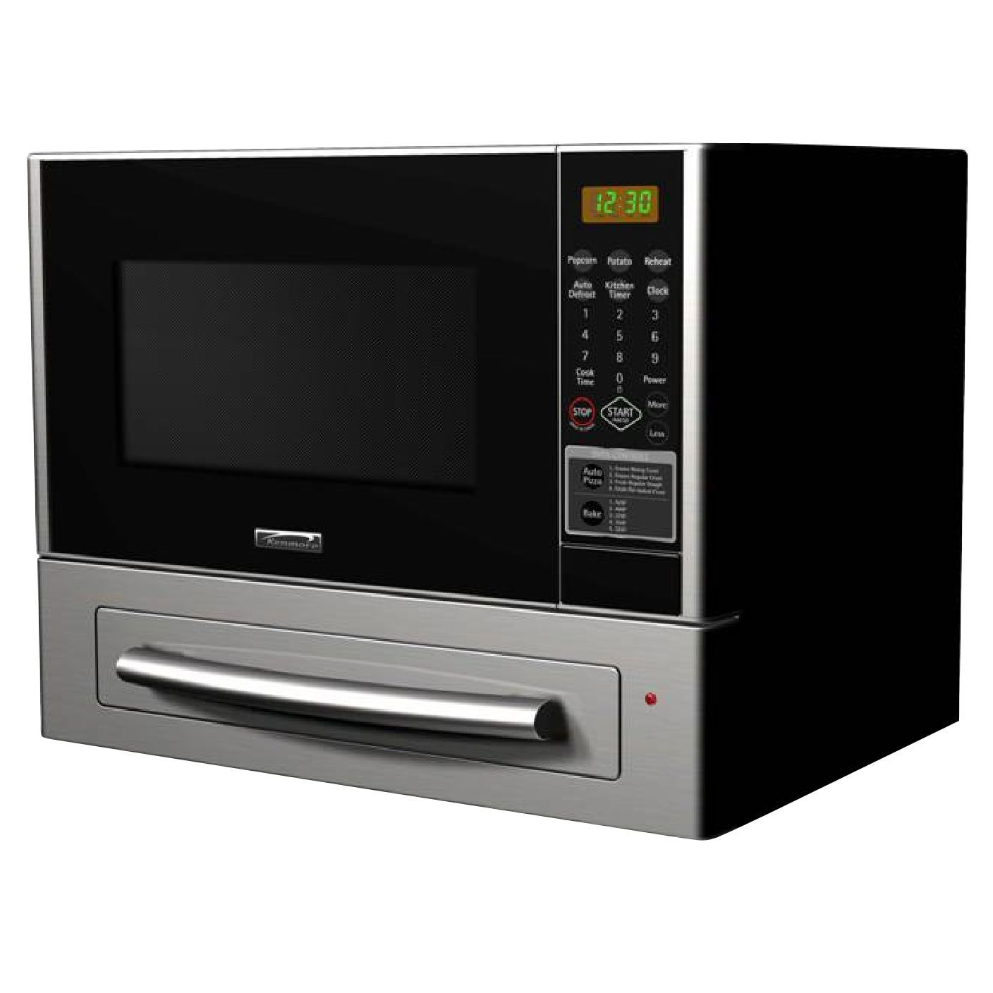 Kenmore 20 1 1 Cu Ft Pizza Maker And Microwave Oven