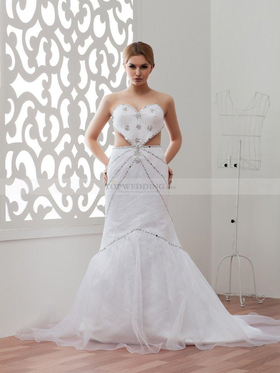 Pin By Rahayu12 On Wedding Dream For You Satin Mermaid Wedding