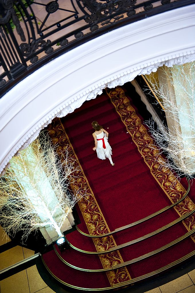 licensed wedding venues in north london%0A Grand Staircase at OGGSVenue  London Wedding Venue