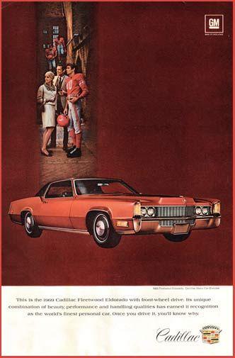 1969 Fleetwood Eldorado