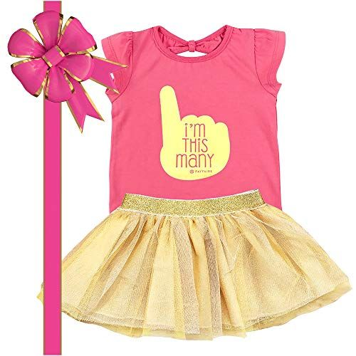 Fayfaire First Birthday Shirt Outfit Boutique Quality 1s