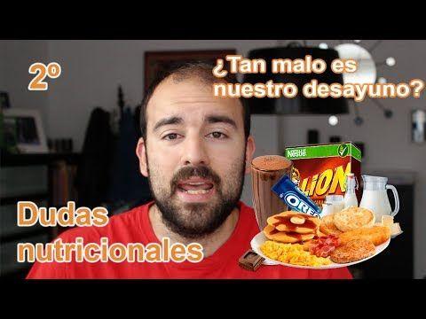 ¿Tan malo es nuestro desayuno? (Dudas nutrición 2) - El blog de Aitor Sánchez #NutriciónRTVE
