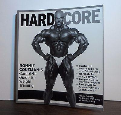 Ronnie Coleman Bodybuilding Muscle Large CANVAS Art Print A0 A1 A2 A3 A4