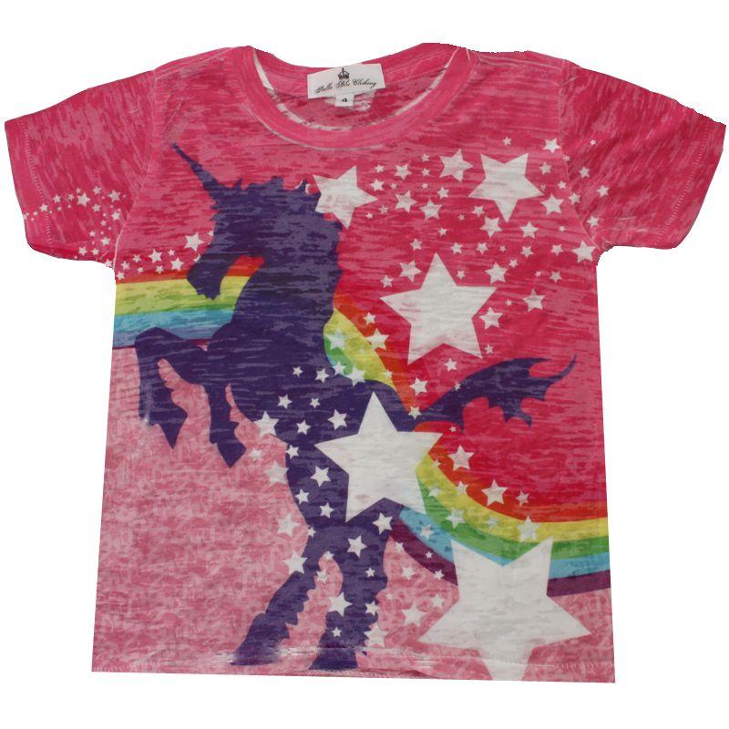 For Lily's rainbow unicorn birthday party.