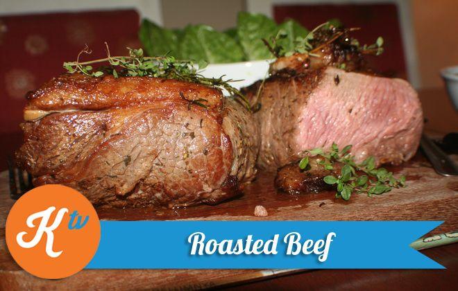 Resep Roast Beef