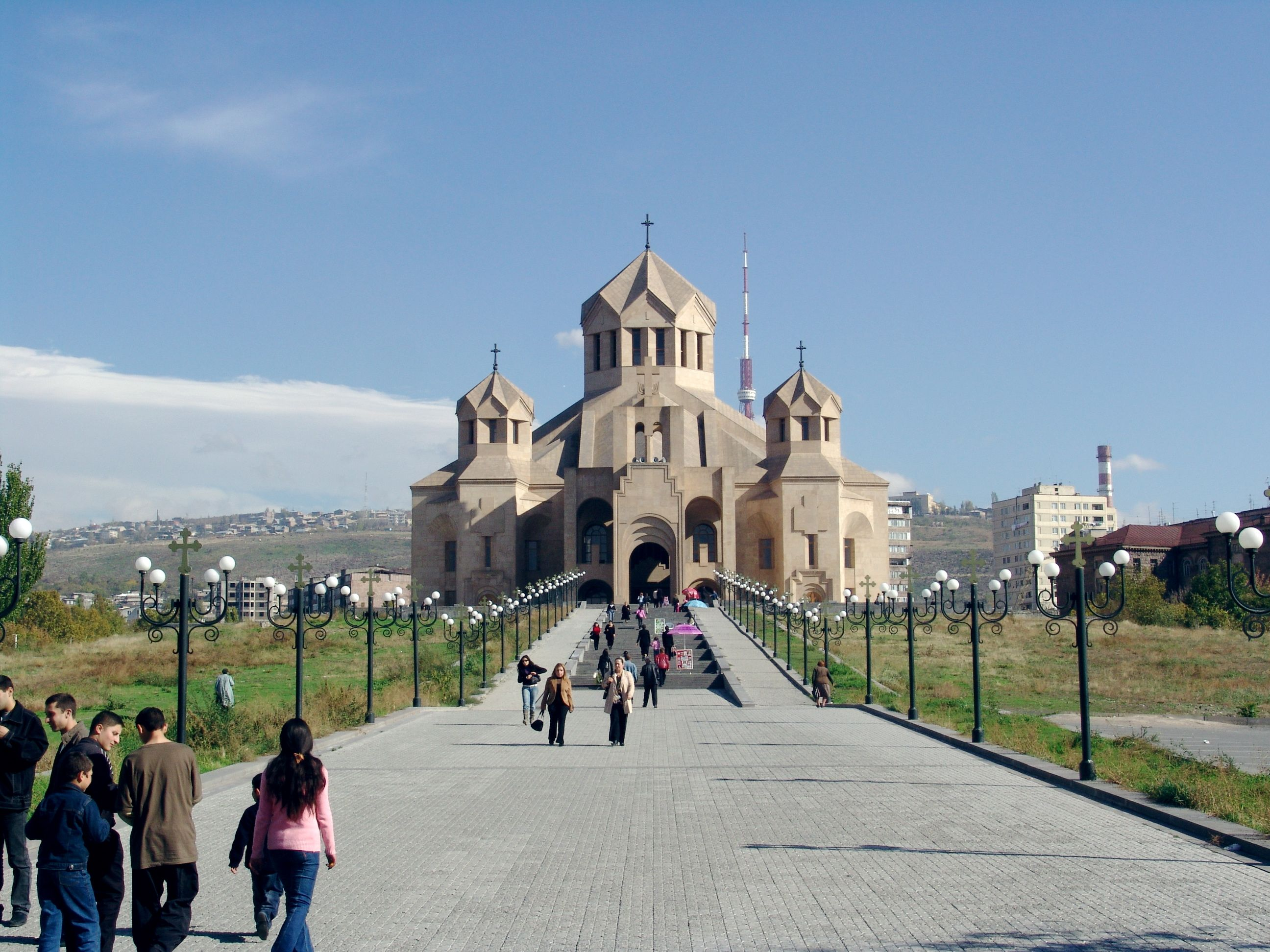 Saint Gregory Cathedral of Yerevan