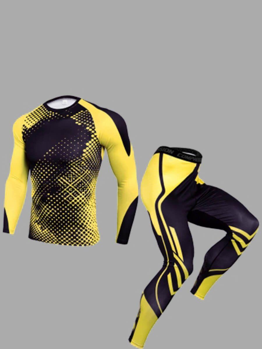 Material:Polyester;Style:Sportswear;Pattern Type:Print;Sleeve Style:Regular sleeve;Element:Basic;Fit Type:Skinny;Sleeve Length:Long Sleeve;Neckline