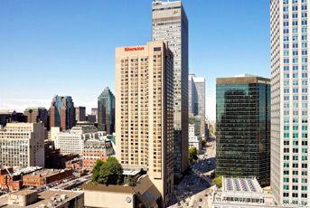 View The Le Centre Sheraton Montreal Hotel Photo Gallery