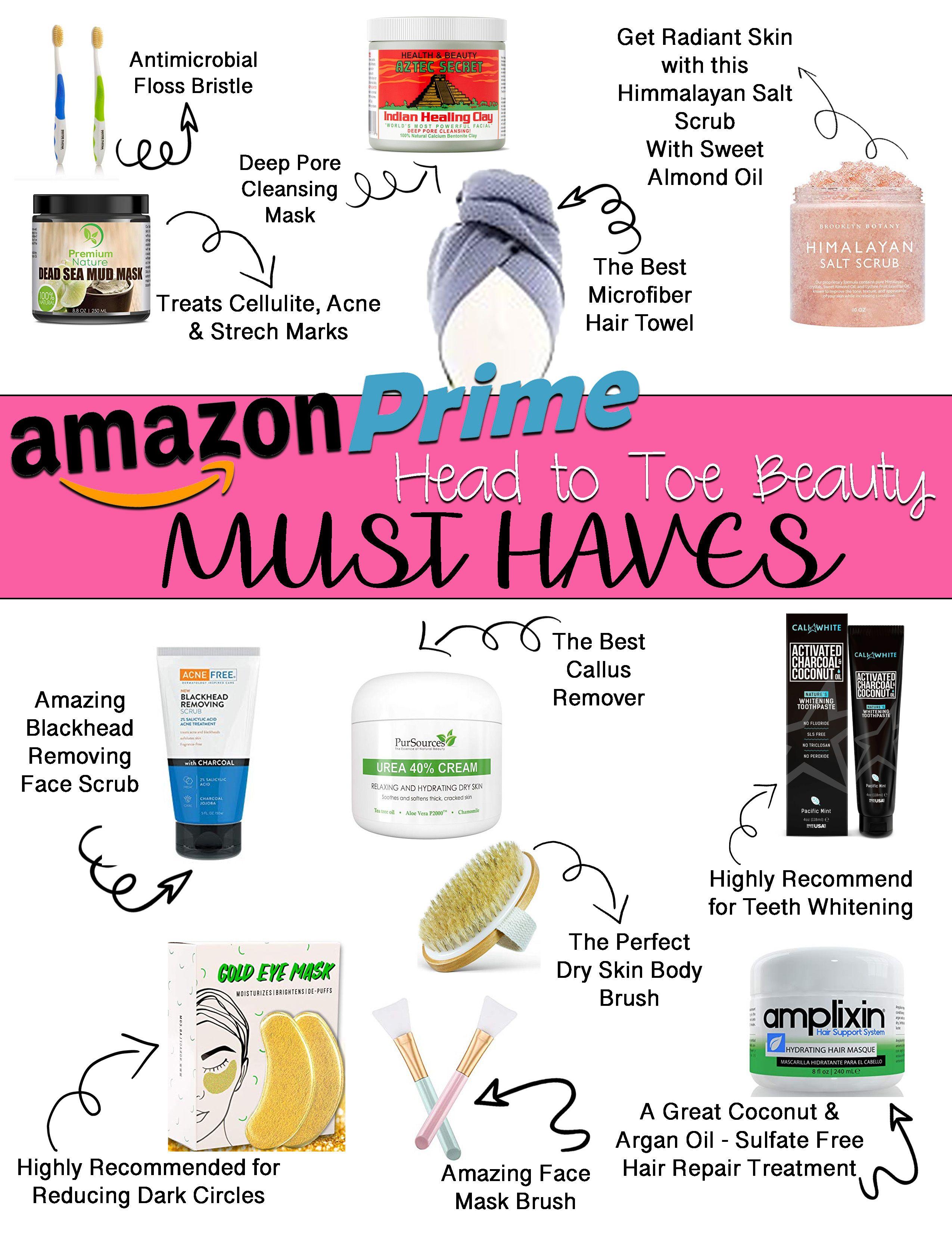15 Must have Amazon Prime luxury beauty products Amazon