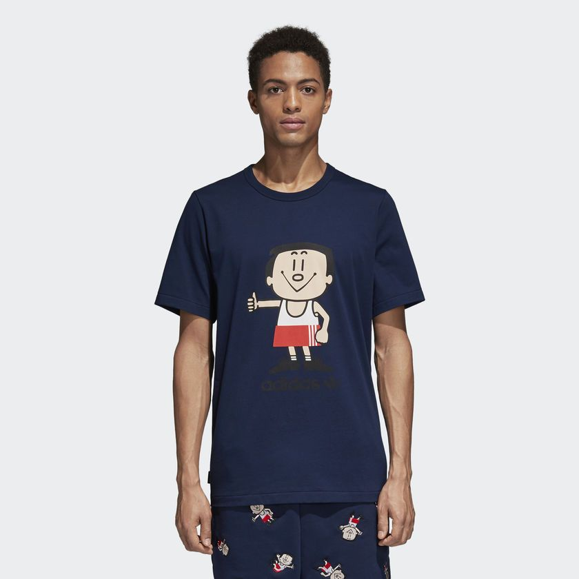 Bedruckte T Shirts für Herren | Offizieller adidas Shop