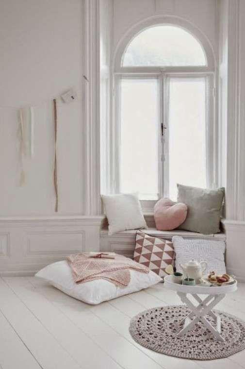 Decorare casa in inverno - Decorare con i cuscini in inverno
