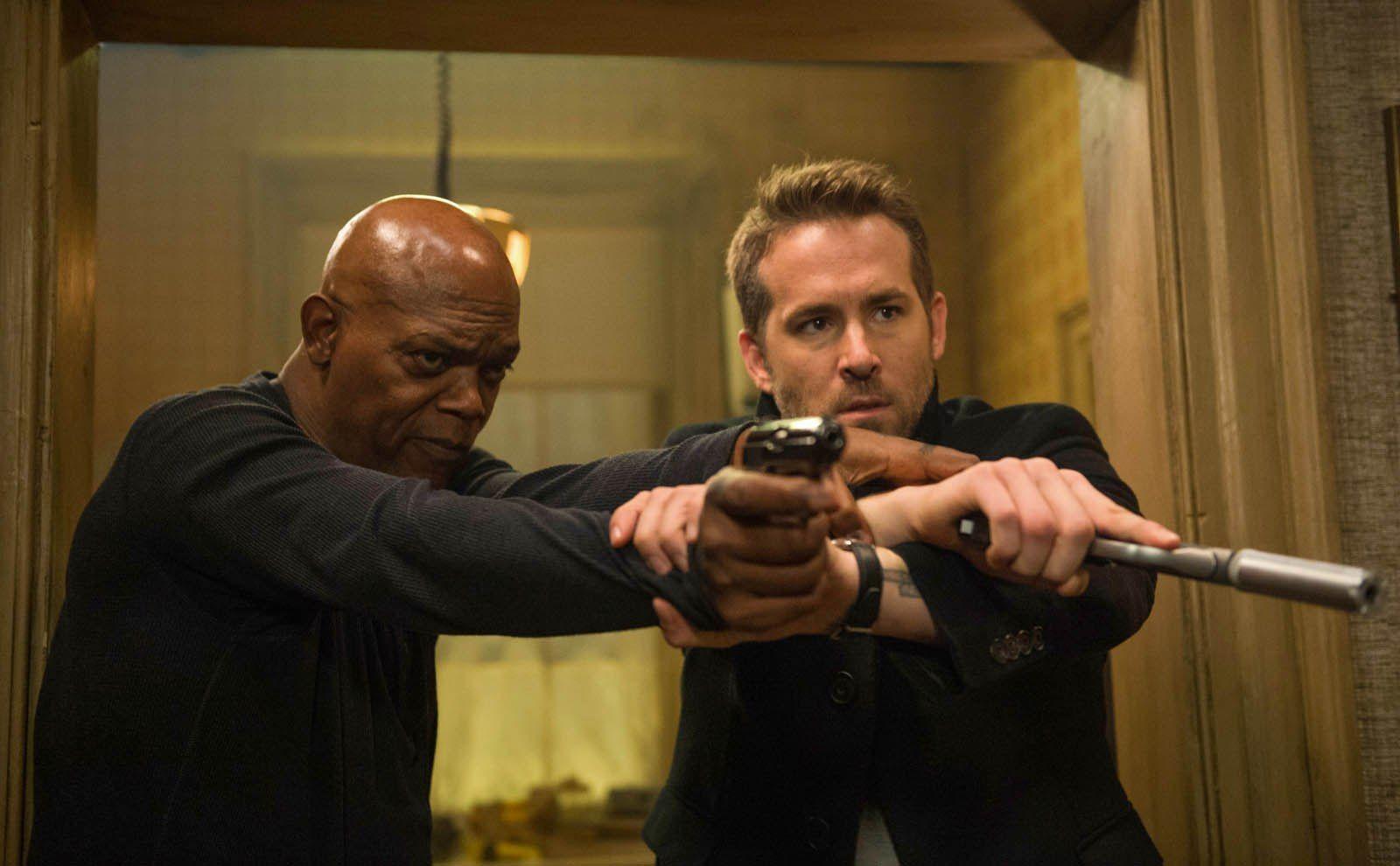 El Otro Guardaespaldas Dos Hombres Y El Mismo Destino Peliculas De Comedia Noticias De Cine Ryan Reynolds