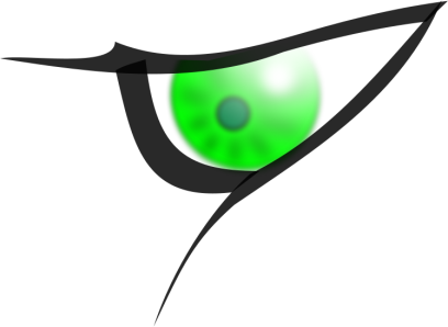 Mata Ini Public Domain Clip Art Evil Clip Art