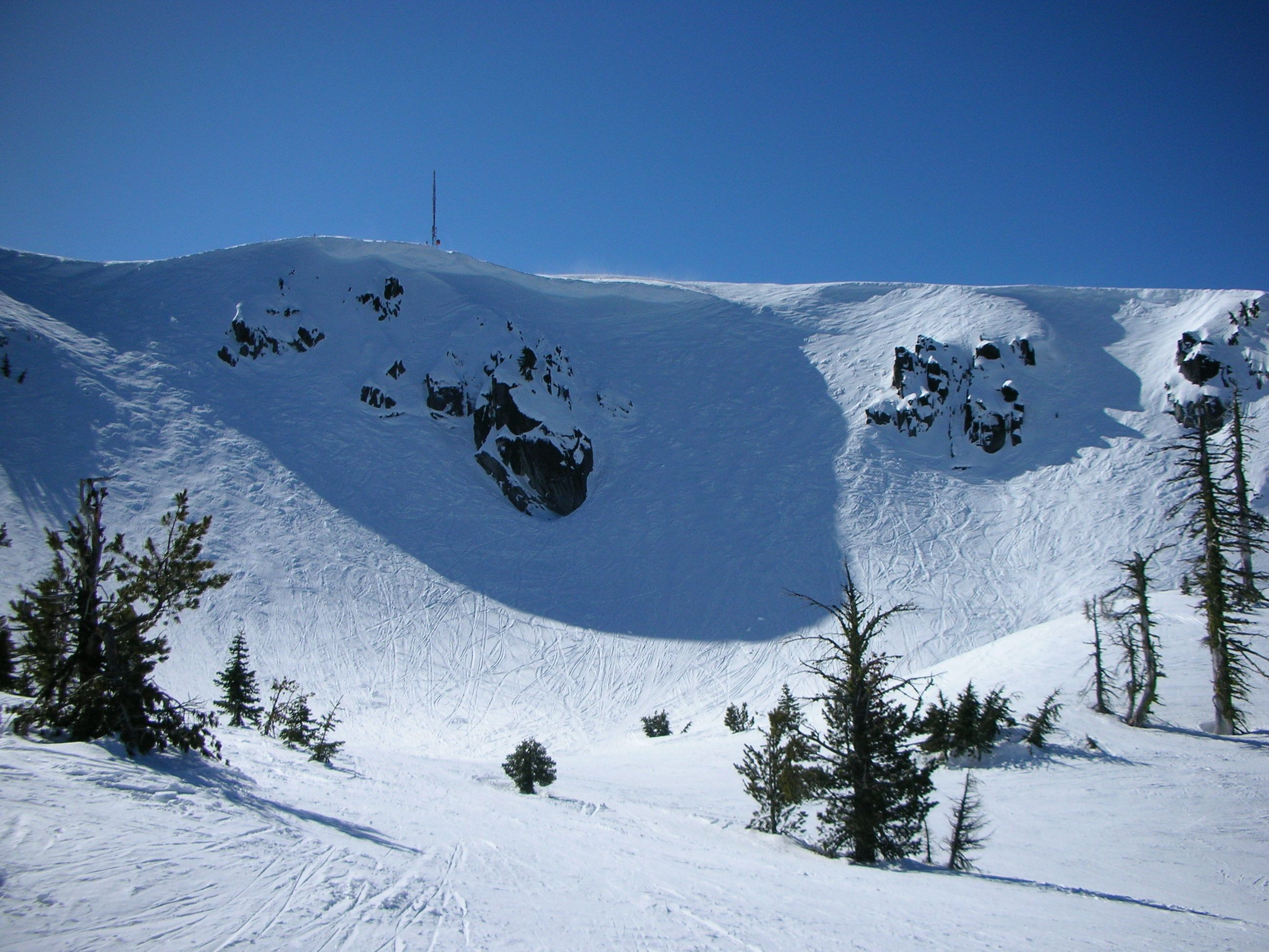 learned how to snowboard here.. :o) mt. ashland in oregon | my style