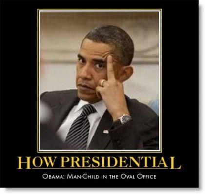 obama-man-child-flipping-bird