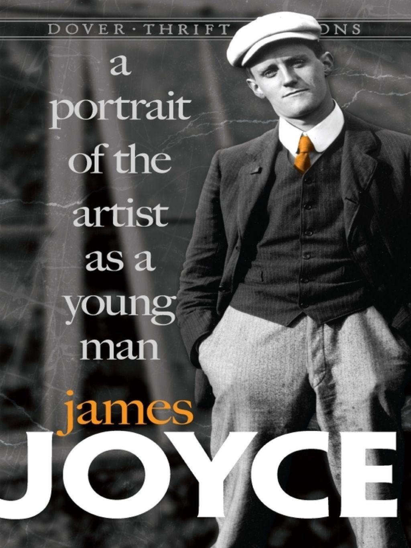 A Portrait Of The Artist As A Young Man Ebook James Joyce