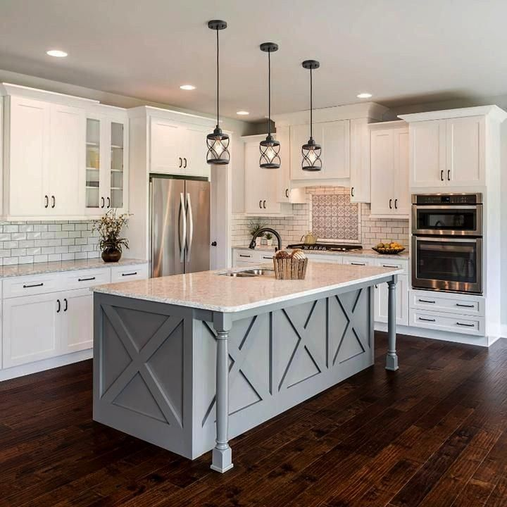 Cage PendantcageMini Cage Pendantcage Florida Kitchen Design with wood floors granite countertops and custom cabinet design ideas Florida Tile Home Collection Wind River...